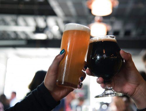 Spożywanie piwa bezalkoholowego w miejscu pracy
